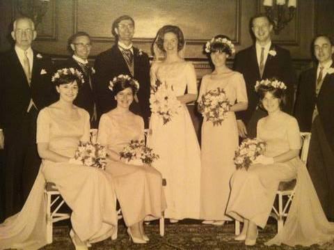 WEDDINGS AND SCATTERINGS (3/6)