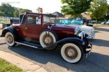 1928 LeSalle Model 303 Convertable Coupe