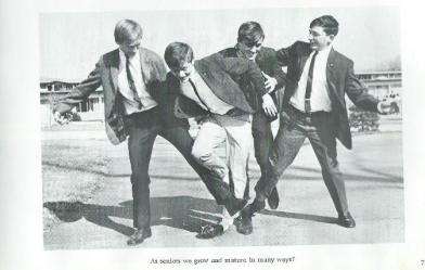 1965 yearbook Newark High